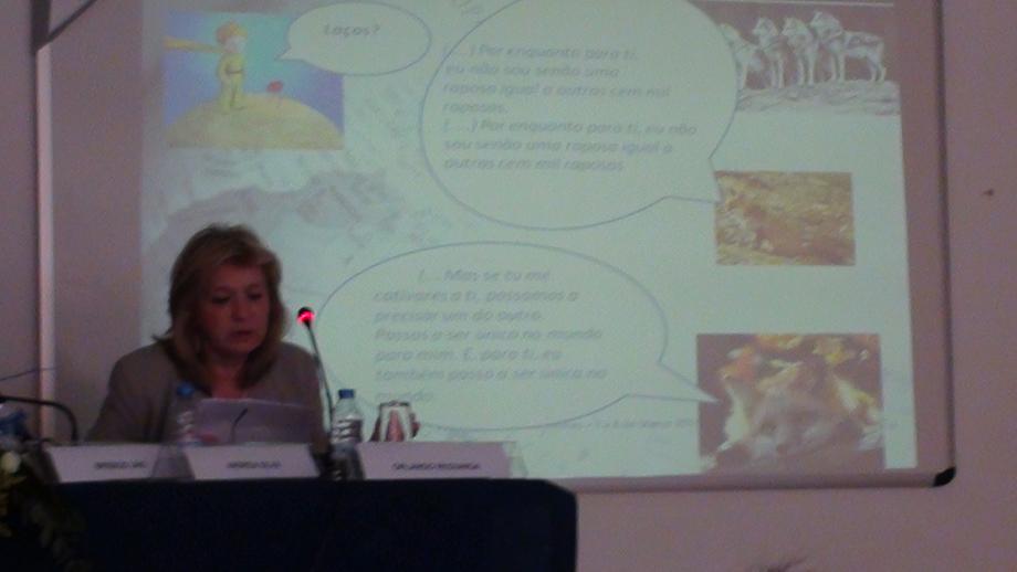 III Congresso Abordagem Centrada na Pessoa em Portugal, Março 2014 – Aprendizagem: Desafios para o Séc. XXI
